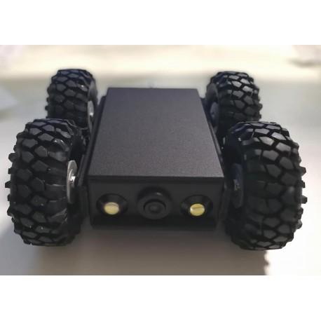 Robot de Inspección Ibot4