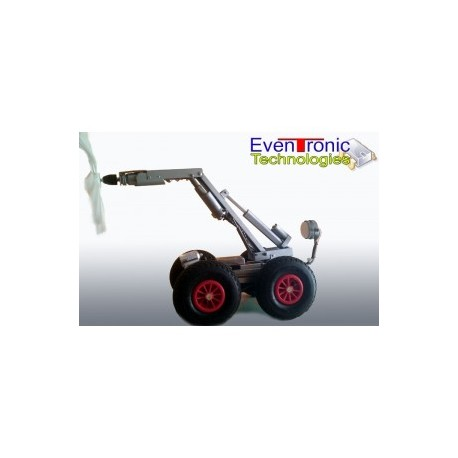 Robot de limpieza EV-Titan